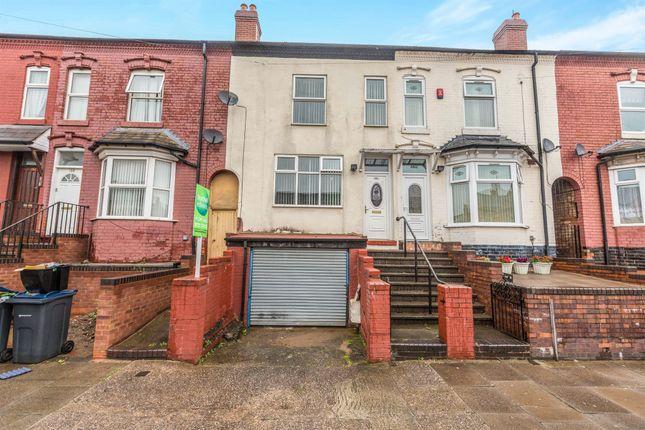 Thumbnail Terraced house for sale in Kenelm Road, Small Heath, Birmingham