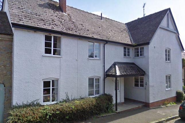 Thumbnail Flat to rent in Watling Street, Leintwardine, Craven Arms