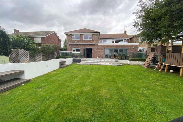 Rear Garden of Broadfields, Goffs Oak, Waltham Cross EN7