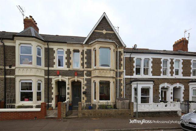 Thumbnail Property for sale in Llanfair Road, Pontcanna, Cardiff
