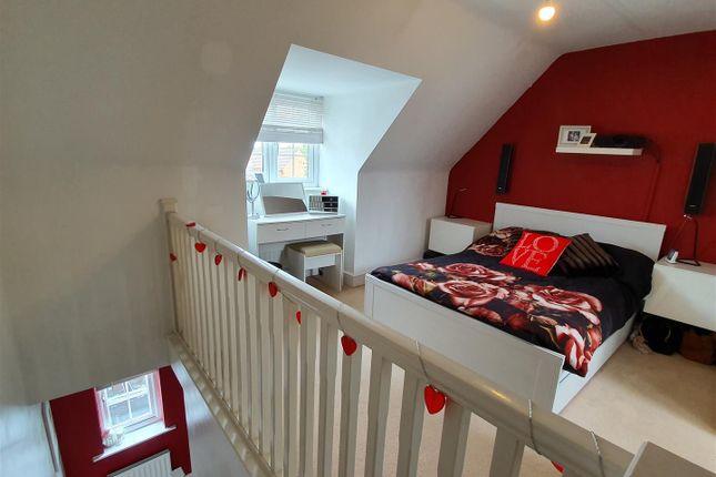 Second Floor-Master Bedroom