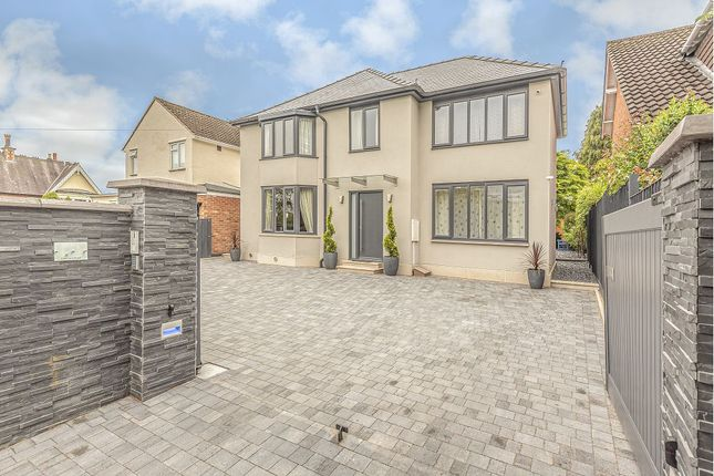 Thumbnail Detached house for sale in Vineyard Road, Hereford