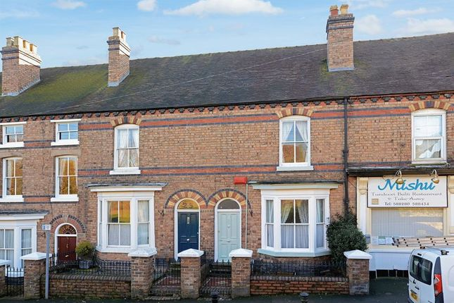 Thumbnail Terraced house for sale in High Street, Madeley, Telford, Shropshire.