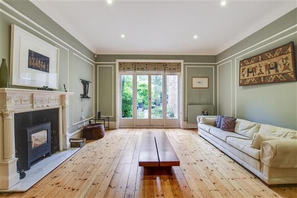 Thumbnail Detached house to rent in Dartmouth Road, Mapesbury, London