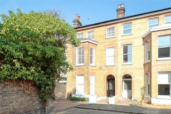 Thumbnail Semi-detached house for sale in Lichfield Gardens, Richmond