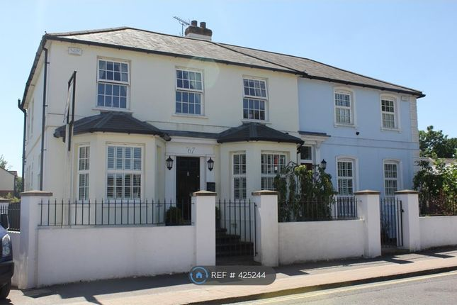 Thumbnail Detached house to rent in Station Road, Liss