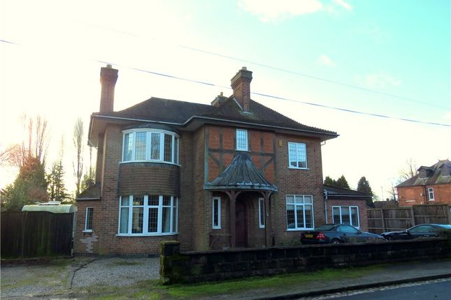 Thumbnail Detached house for sale in Hill Cross Avenue, Littleover, Derby