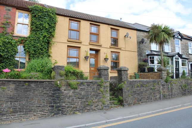 Thumbnail Terraced house for sale in Brithweunydd Road, Tonypandy