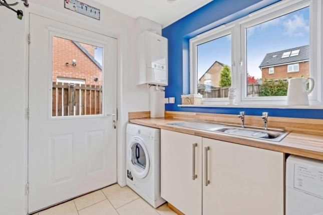 Utility Room of Petty Court, Jackton, East Kilbride, South Lanarkshire G74