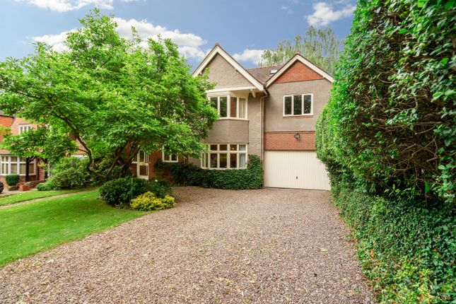 Thumbnail Detached house for sale in Serpentine Road, Selly Park, Birmingham