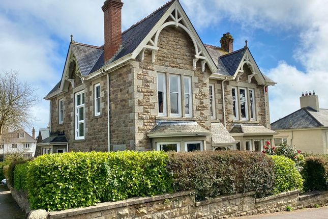 Thumbnail Detached house for sale in Polwithen Road, Penzance