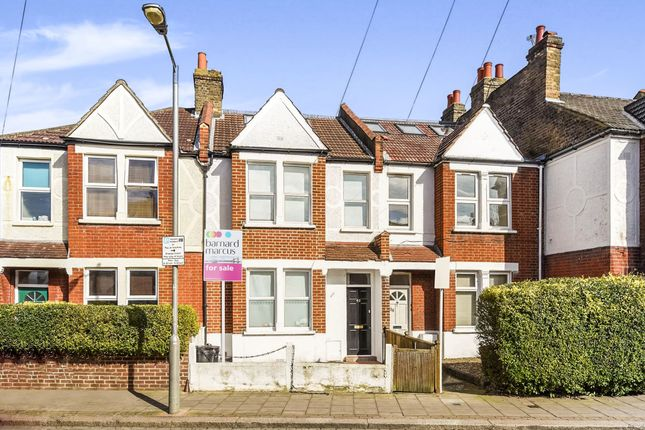 Thumbnail Terraced house for sale in Pevensey Road, London