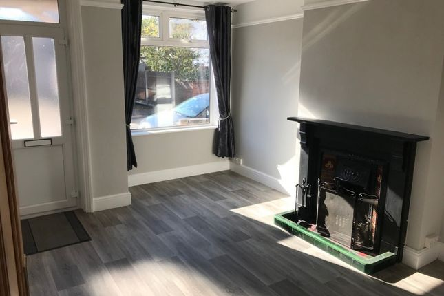 Thumbnail Terraced house to rent in Springfield Road, Great Yarmouth, Norfolk