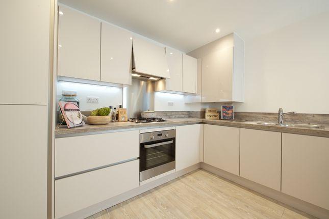 Thumbnail Flat for sale in Plot 1, Bowman House, Queensgate, Farnborough, Hampshire