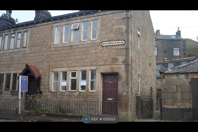 2 bed end terrace house to rent in Rochdale Road, Todmorden OL14