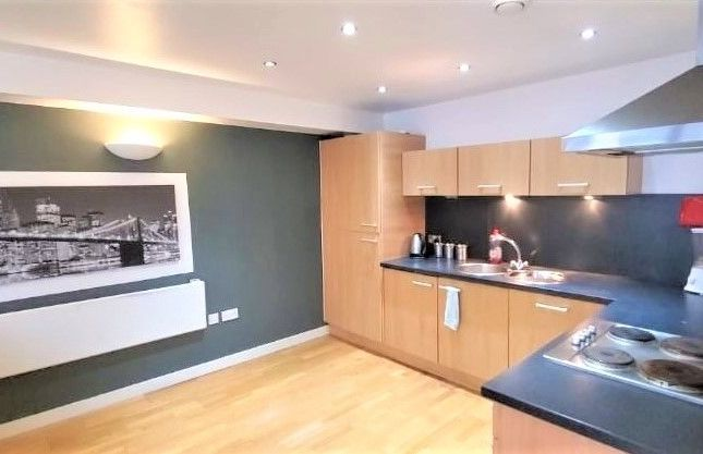 Thumbnail Property to rent in The Danub, 2 Bed, 36 City Road East, Manchester