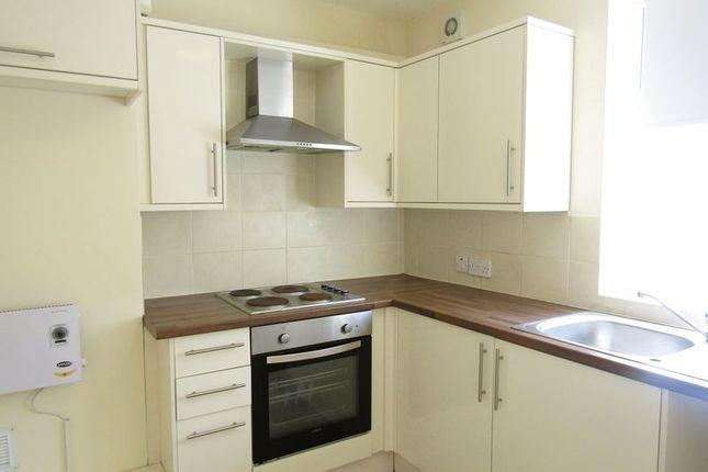 Upstairs Flat Kitchen