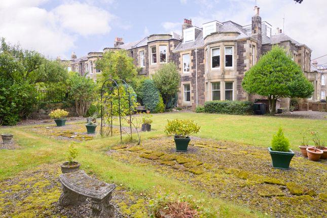 Thumbnail Flat for sale in Esslemont Road, Edinburgh
