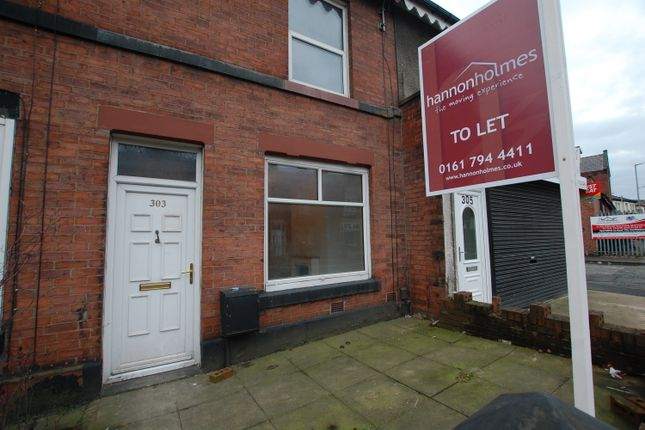 2 bed terraced house to rent in Bolton Road, Radcliffe, Manchester M26