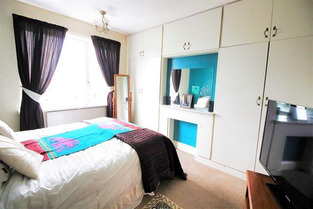 Bedroom of Harwich Road, Sheffield S2