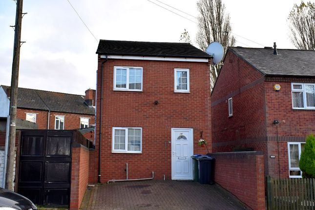 2 bed detached house for sale in Jesson Street, West Bromwich