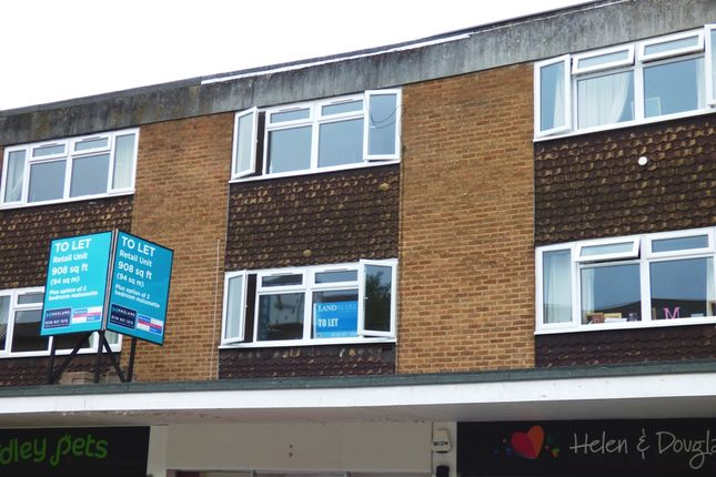 Thumbnail Maisonette to rent in Library Parade, Crockhamwell Road, Woodley, Reading