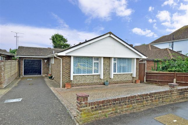 Thumbnail Detached bungalow for sale in Moat Way, Goring-By-Sea, Worthing, West Sussex