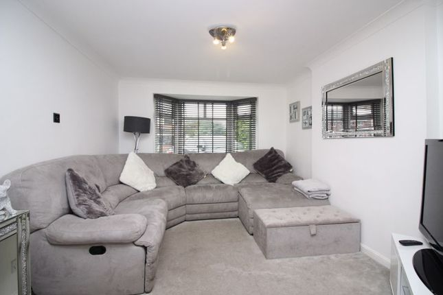 Living Room of Petrel Close, Astley, Tyldesley, Manchester M29