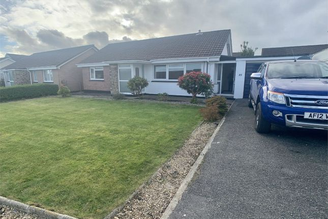 Thumbnail Detached bungalow to rent in Edgcumbe Green, Trewoon, St. Austell