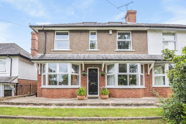 Thumbnail Semi-detached house for sale in The Green, Chipping Norton