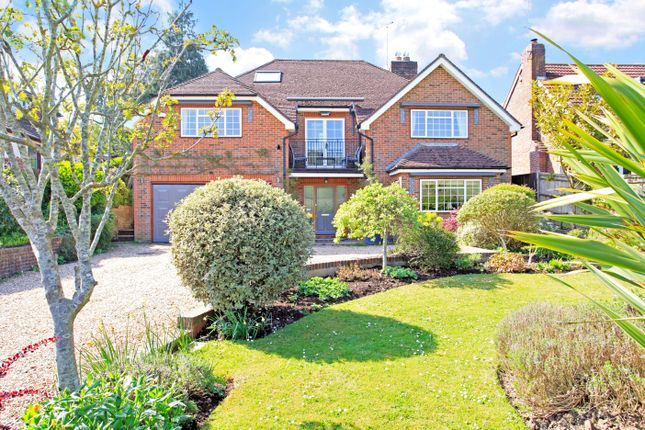 Thumbnail Detached house for sale in Finchdean Road, Rowlands Castle