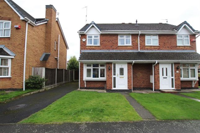 Thumbnail Semi-detached house to rent in Foxley Heath, Widnes