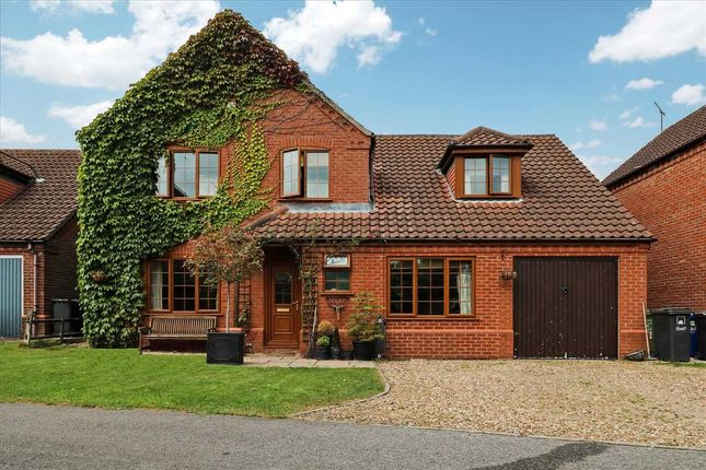 Thumbnail Detached house for sale in Saxon Way, Ingham, Ingham