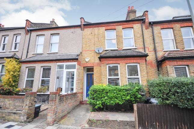 Thumbnail Terraced house for sale in Blandford Road, Beckenham, Kent, .
