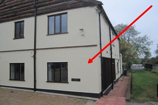 Thumbnail Flat to rent in The Annex, The Old Maltings, The Score, Beccles