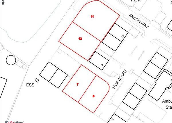 Land for sale in Anson Way, Beccles Business Park, Beccles