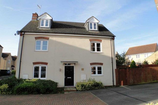 Thumbnail Detached house to rent in Lockhart Avenue, Oxley Park, Milton Keynes