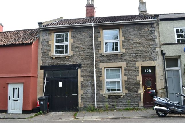 Thumbnail Terraced house to rent in Park Rd, Stapleton, Bristol