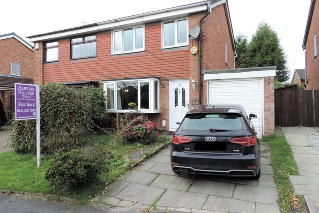 Thumbnail Semi-detached house for sale in 12 Redwood, Firwood Park, Chadderton