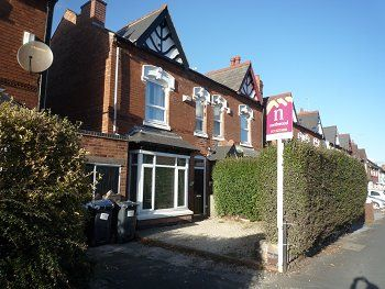 Thumbnail Terraced house for sale in City Road, Edgbaston, Birmingham