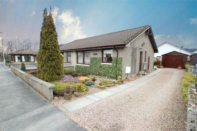 Thumbnail Semi-detached bungalow for sale in 8 Aigen Place, Dufftown, Moray