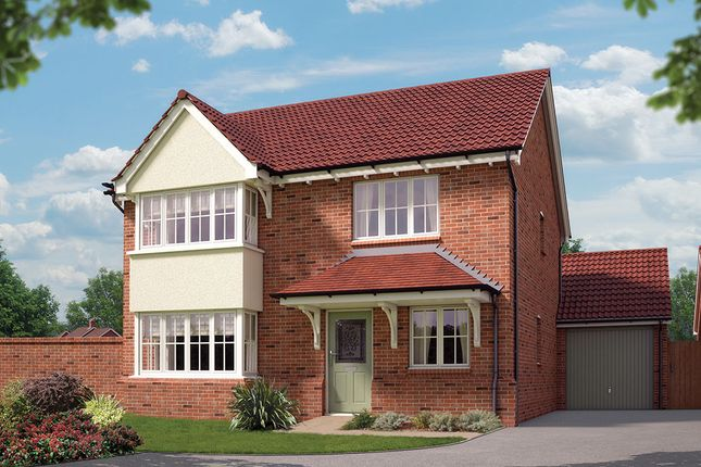 """Thumbnail 4 bedroom detached house for sale in """"The Canterbury"""" at Lynchet Road, Malpas"""
