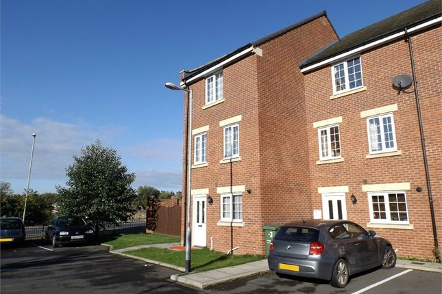 Thumbnail End terrace house for sale in Chancel Road, Wakefield, West Yorkshire