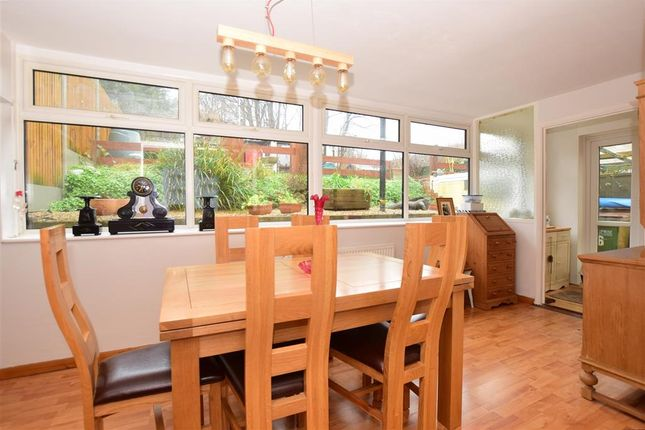 Dining Area of Eversley Road, Seabrook, Hythe, Kent CT21