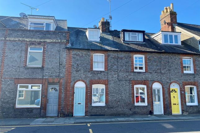 Thumbnail Terraced house to rent in Western Road, Lewes