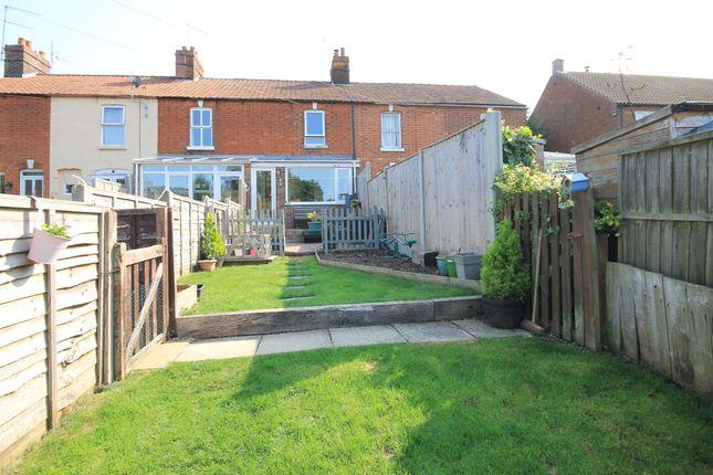 Terraced house for sale in Church Lanes, Fakenham