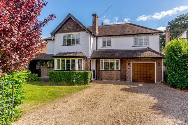 Thumbnail Detached house for sale in Midway, Walton-On-Thames