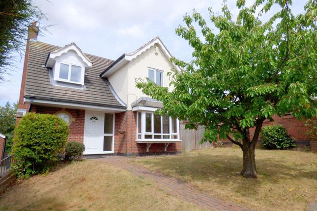 Thumbnail Detached house to rent in Avonbridge Close, Arnold, Nottingham