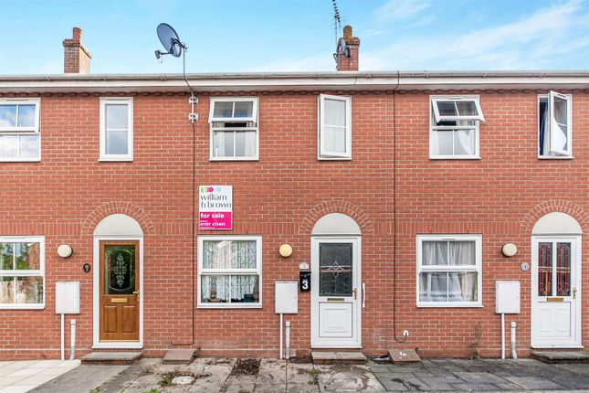 Thumbnail Terraced house for sale in Dorset Close, Halstead