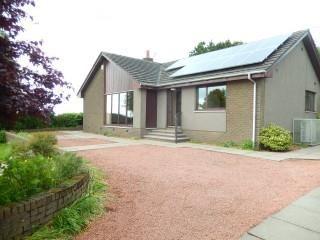 Thumbnail Detached bungalow to rent in Mossmynyne, Hawksland Road, Lesmahagow Lanark